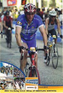 Uwe Hering bei Hamburg Cyclassic